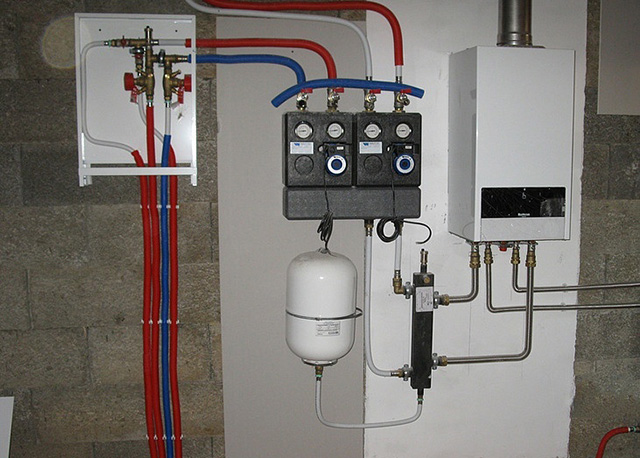 Обслуживание газовых котлов Buderus как запустить после отключения настроить провести регулировку и исправить ошибки