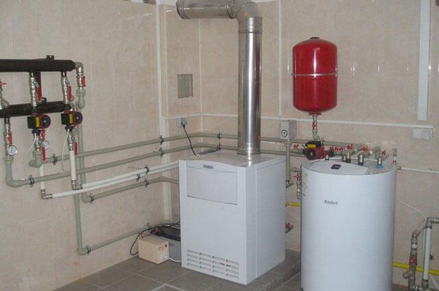 Как подключить двухконтурный газовый котел схемы установки