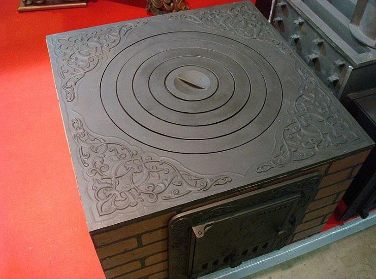 плиты для печей чугунные размеры