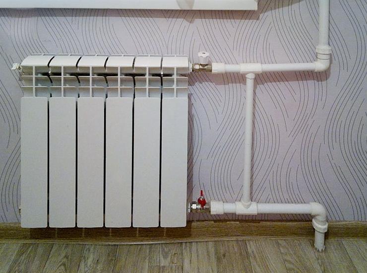 Как перекрыть батарею отопления в квартире если жарко зимой