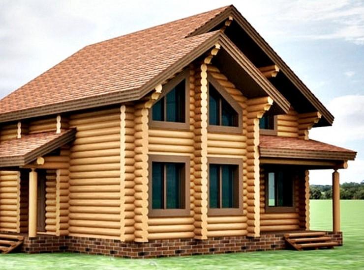 Правильное утепление сруба бревенчатого дома снаружи своими руками: чем лучше