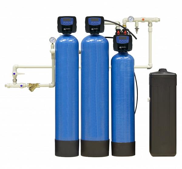 Промышленные системы для очистки воды