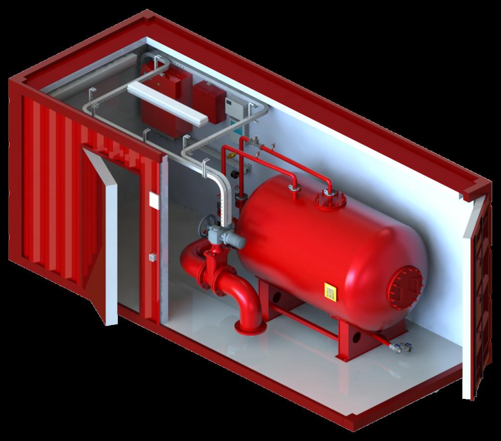 Пожарная насосная станция: принцип работы, основные функции и устройство системы