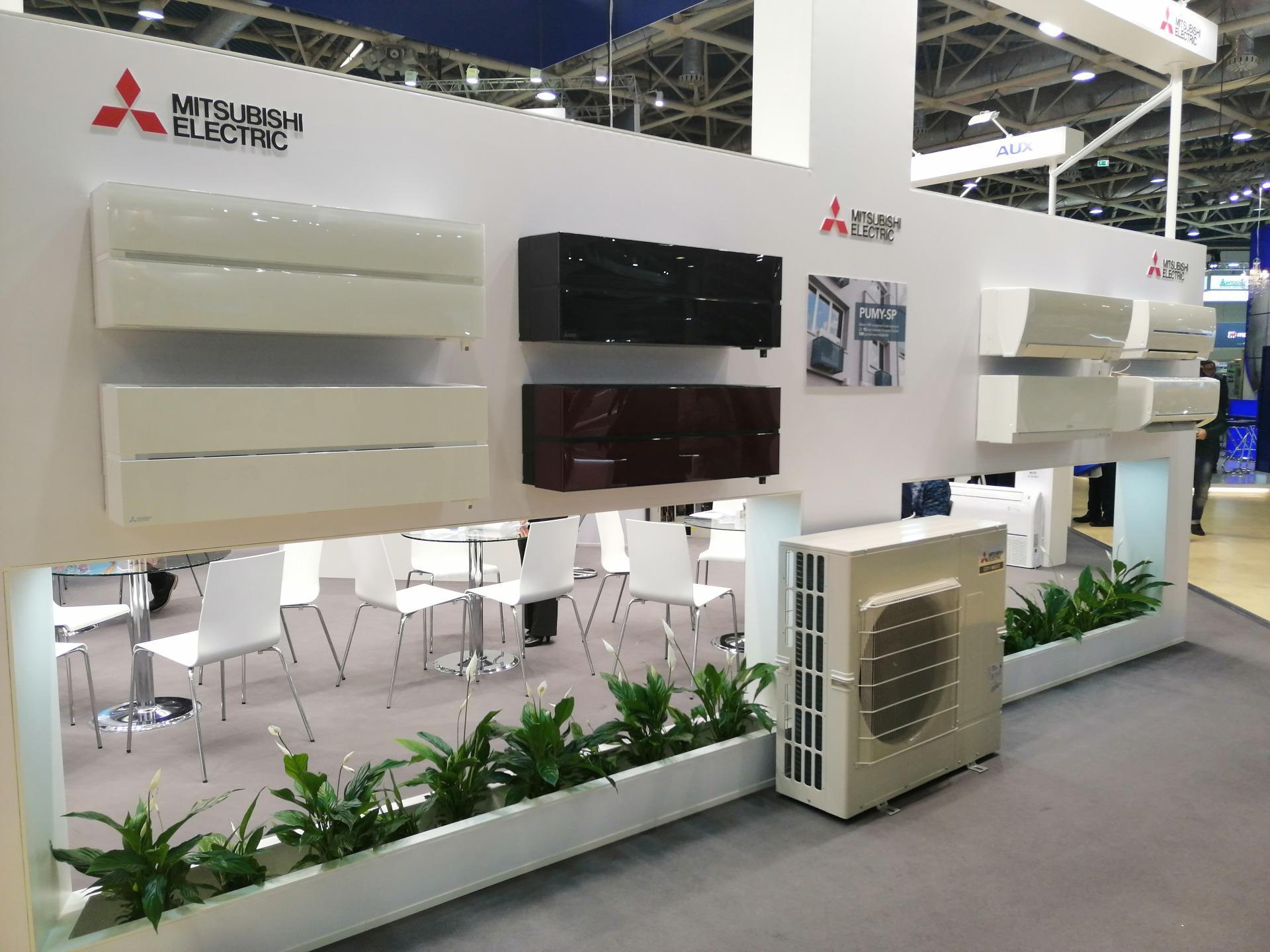 Современные кондиционеры Mitsubishi Electric: впечатляющие возможности климатической техники для дома