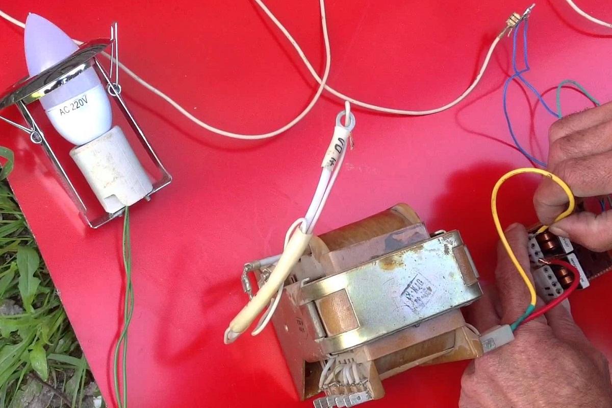 Вопрос 2  Получение электрического тока из земли