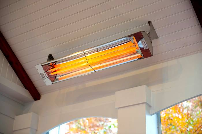 Инфракрасные излучатели для отопления квартир