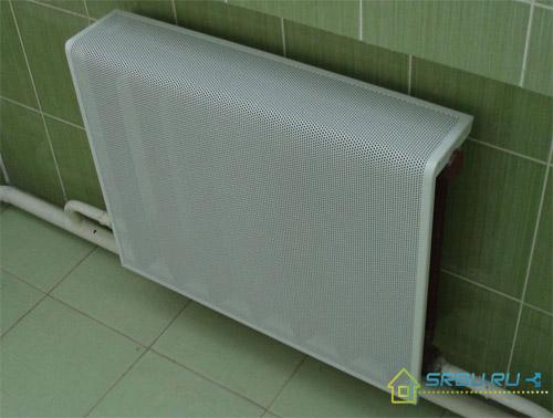 Объем одной секции алюминиевого радиатора 500