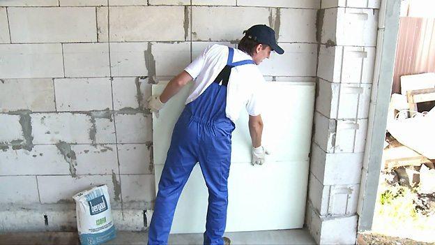 Как утеплить внешнюю стену в квартире или доме
