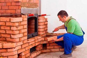 Как работать с огнеупорной шамотной глиной
