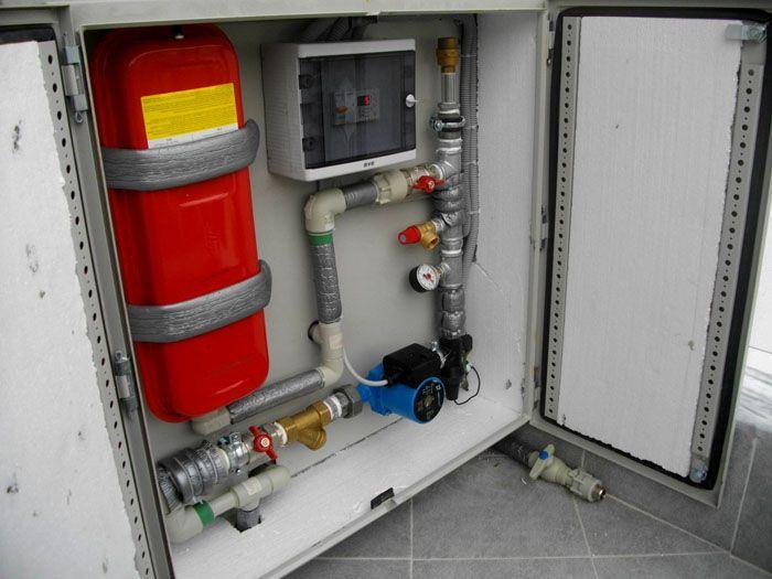 Энергосберегающие электрические котлы для отопления частного дома